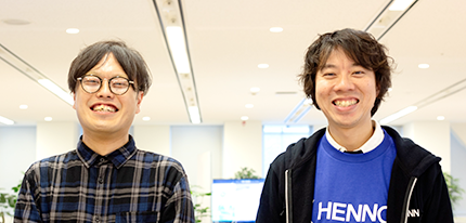HENNGE株式会社(旧HDE社)
