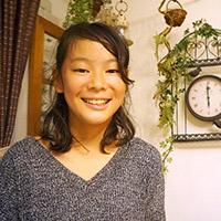堀越 優希 さん