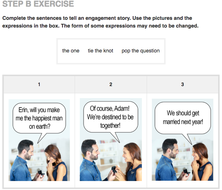 実用英会話レベル6 Practice B