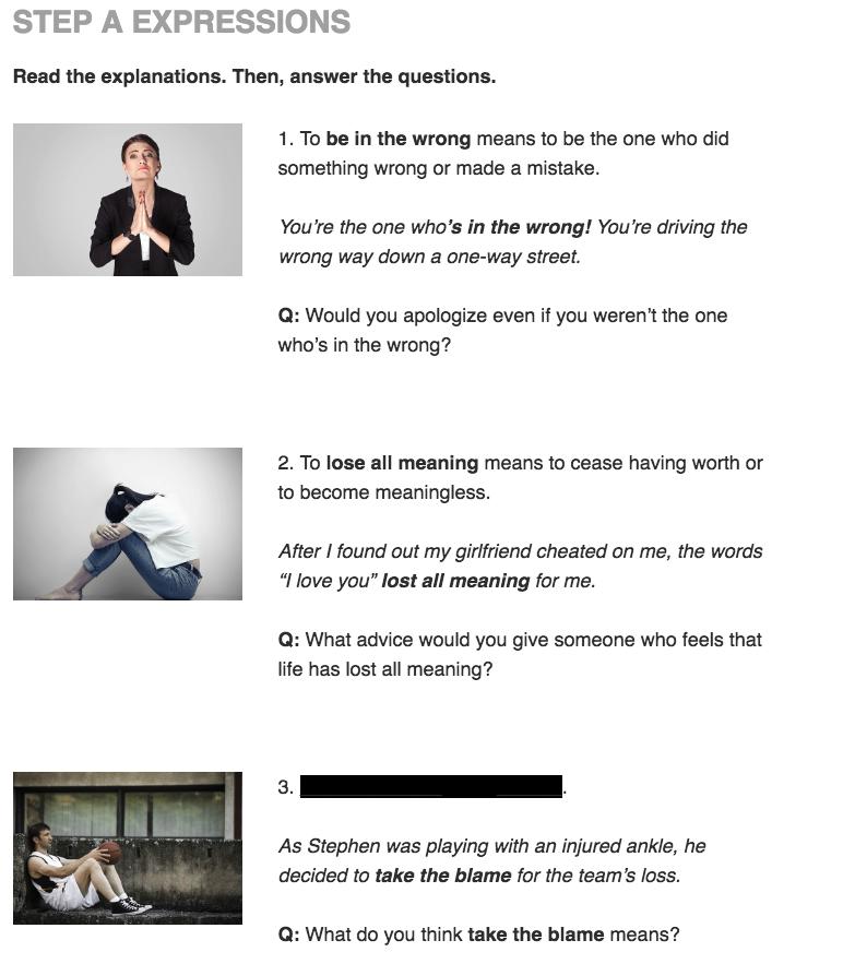 実用英会話レベル8 Expressions
