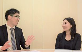 豊島岡女子学園中学校・高等学校 金沢雅人先生 英語科教諭 町田真彩子先生