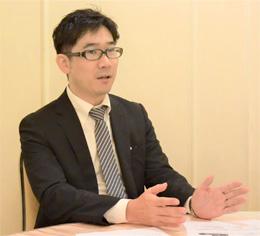 豊島岡女子学園中学校・高等学校 金沢雅人先生