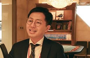 ホスピタリティ ツーリズム専門学校 正谷光隆先生