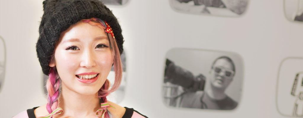 YouTuber Kumamikiさん